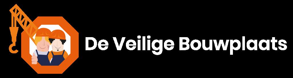 Logo-de-veilige-bouwplaats-wit