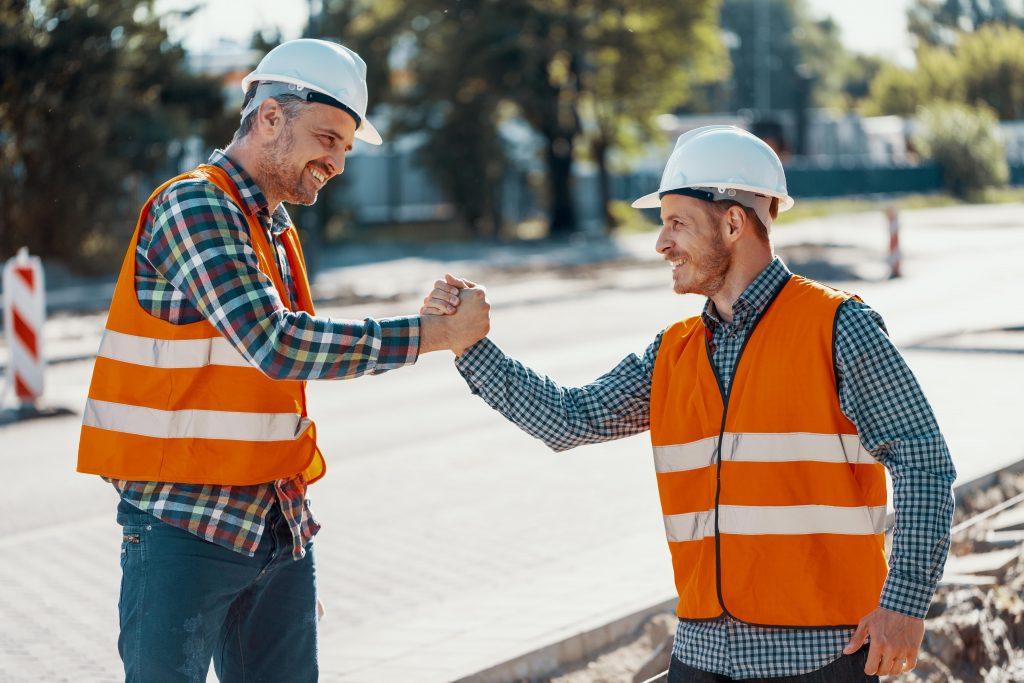 Samen voor een veilige bouwplaats