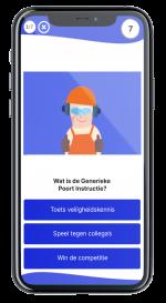 Speel de Generieke Poortinstructie op je mobiel